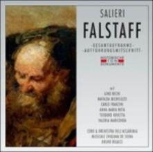 Falstaff - CD Audio di Antonio Salieri