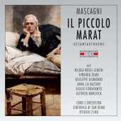 CD Il piccolo Marat Pietro Mascagni Ottavio Ziino