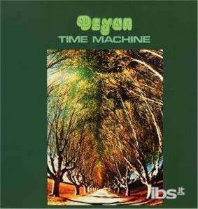Time Machine - Vinile LP di Dzyan