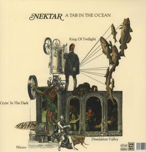 A Tab in the Ocean - Vinile LP di Nektar - 2