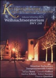 Johann Sebastian Bach. Weihnachtsoratorium - DVD