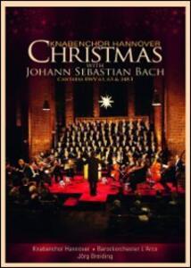 Knabenchor Hannover: Christmas with Johann Sebastian Bach - DVD