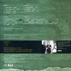 In Concert - Vinile LP di Tingvall Trio