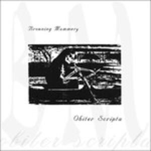 Obiter Scripta - Vinile LP di Browning Mummery