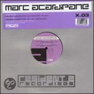 Music Maestro - Vinile LP di Marc Acardipane