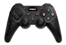 Snakebyte blu:con Gamepad Playstation 3 Analogico Bluetooth Nero