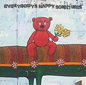 Everybodys Happy Sometimes - Vinile LP di Tea