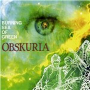 Burning Sea of Green - Vinile LP di Obskuria