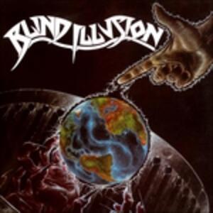 Sane Asylum - Vinile LP di Blind Illusion