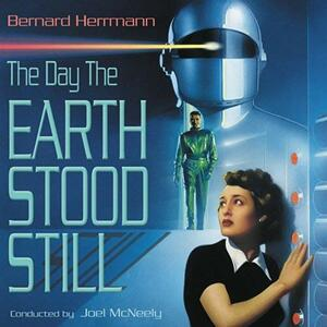 Day the Earth Stood Still (Colonna Sonora) - Vinile LP