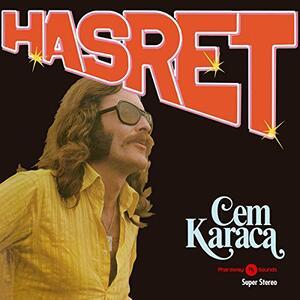 Hasret - Vinile LP di Cem Karaca