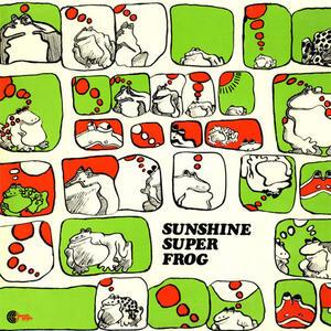 Sunshine Super Frog - Vinile LP di Wynder K. Frog