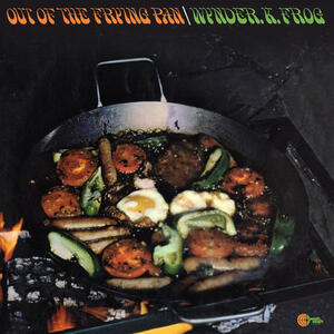 Out of the Fying Pan - Vinile LP di Wynder K. Frog