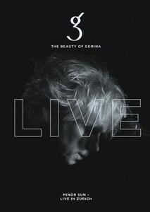 Minor Sun. Live in Zurich (DVD) - DVD