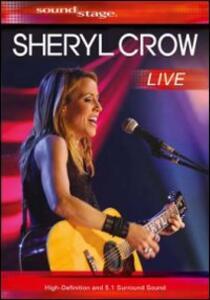 Sheryl Crow. Live. Soundstage - DVD