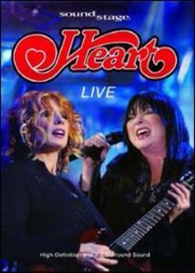 Heart Live - DVD