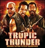 Cover CD Tropic Thunder