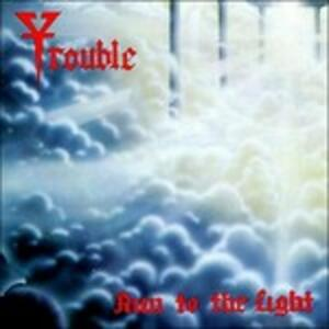 Run to the Light - Vinile LP di Trouble
