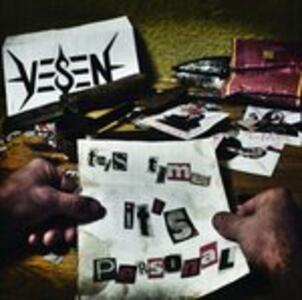 This Time It's Personal - Vinile LP di Vesen