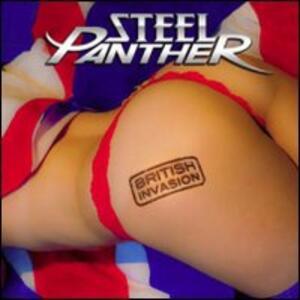 Steel Panther. British Invasion (2 DVD) - DVD