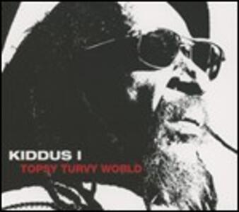 Topsy Turvy World - Vinile LP di Kiddus I