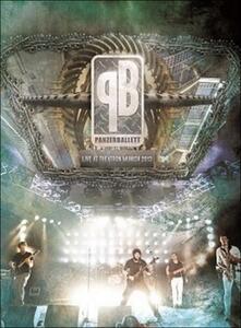Panzerballett. Live at Theatron Munich 2013 - DVD