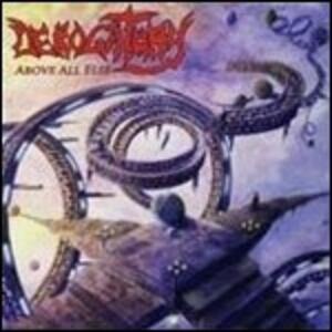 Above All Else - Vinile LP di Derogatory