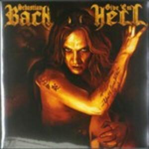 Give 'Em Hell - Vinile LP di Sebastian Bach