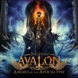 Angels of the Apocalypse - Vinile LP di Timo Tolkki's Avalon