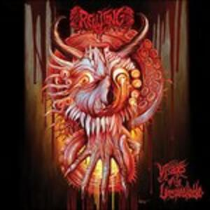 Visages of the Unspeakable - Vinile LP di Revolting