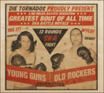 Young Guns Against Old - Vinile LP di Tornados