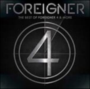 The Best of Foreigner 4 & More - Vinile LP di Foreigner
