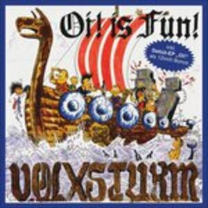 Oi! Is Fun - Vinile LP di Volxsturm