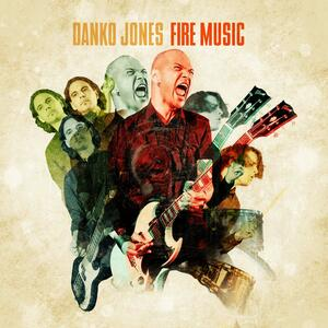 Fire Music - Vinile LP di Danko Jones