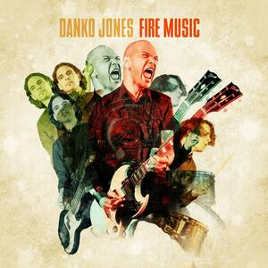 Fire Music - Vinile LP di Danko Jones