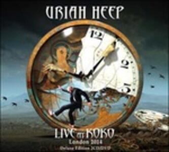 Live at Koko - Vinile LP di Uriah Heep
