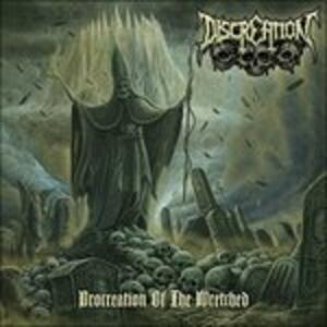 Procreation of the Wretched - Vinile LP di Discreation