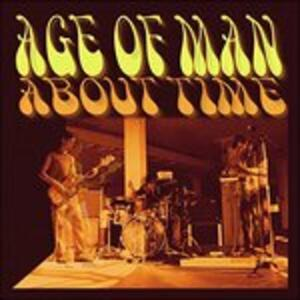 About Time - Vinile LP di Age of Man