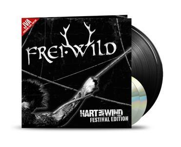 Hart Am Wind - Vinile LP + CD Audio di Frei.Wild - 2