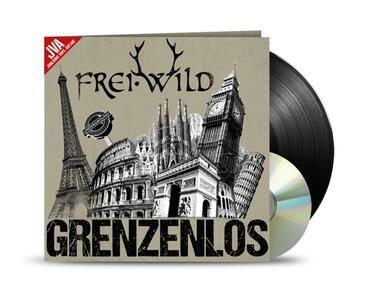 Grenzenlos - Vinile LP di Frei.Wild - 2