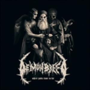 Where Gods Come to Die - Vinile LP di Demonbreed