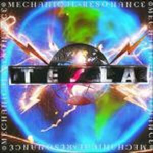Mechanical Resonance Live - Vinile LP di Tesla