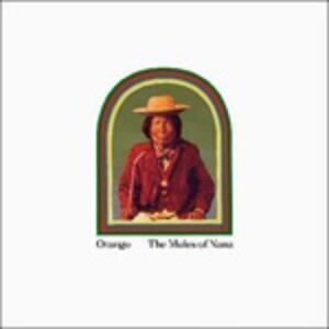 The Mules of Nana - Vinile LP di Orango