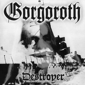 Destroyer. or About How to Philosophize - Vinile LP di Gorgoroth