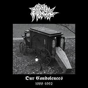 Our Condolences - Vinile LP di Old Funeral