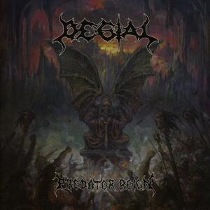 Predator Reign - Vinile LP di Degial