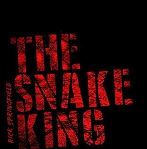 The Snake King - Vinile LP di Rick Springfield