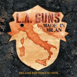 Made in Milan - Vinile LP di L.A. Guns