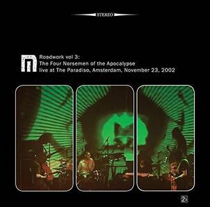 Roadwork vol.3 - Vinile LP di Motorpsycho