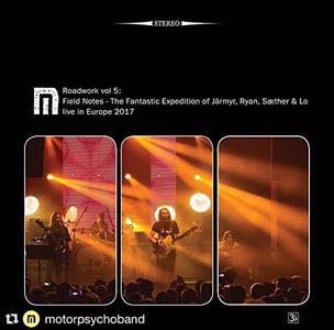 Roadwork vol.5 - Vinile LP di Motorpsycho